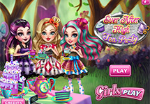 Juego de Accion Ever After High